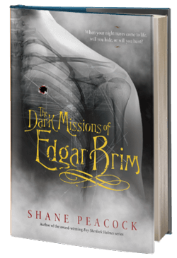 The Dark Missions of Edgar Brim