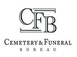 cemetery funeral board ash scatter