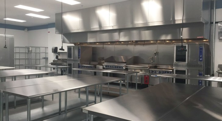 Commercial Kitchen Rent Space San Diego