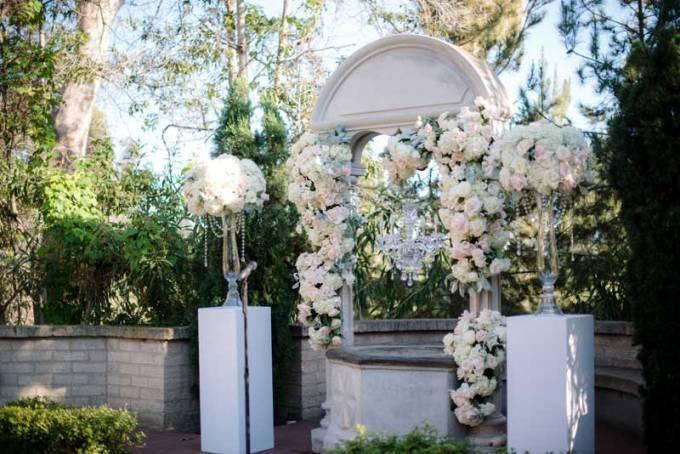 The Prado Balboa Park Chandelier for Wishing Well