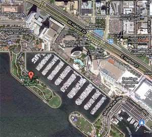 San Diego's Embarcadero
