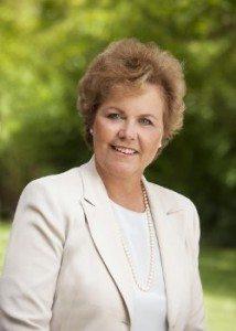 Democratic Chair Francine Busby