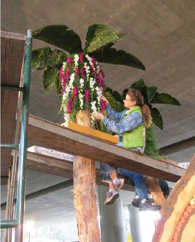 Palm Tree Deco