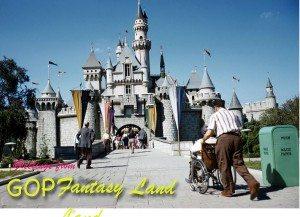 gop fantasy land