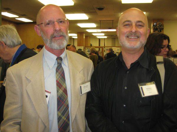 Arthur Salm and David Brin