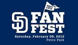 Padres fanfest2013