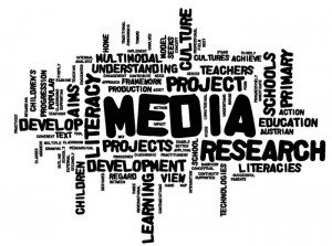 media collage