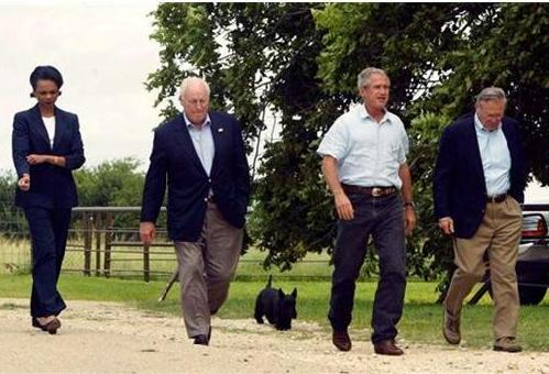 Bush Cheney Rice Rumsfeld