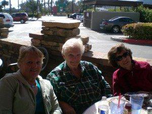 Ro, Judi and Irene