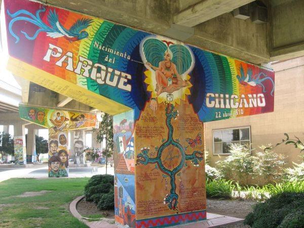chicano park parque chcano