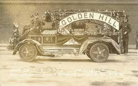 golden hill firetruck