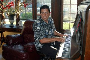 Sen. Ben Hueso Always A Favorite With His Songbook of Favorite Tunes