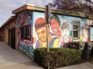 Barrio Logan College Institute Original Bldg