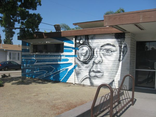 AjA Project Mural 4089 Fairmount City Heights