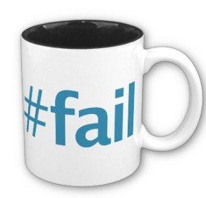 Fail-Mug