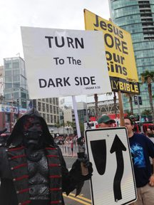 Dark Side Wins