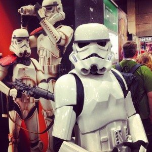 SDCC Storm Troopers
