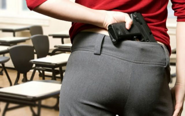 Problems Teachers Carrying Firearms