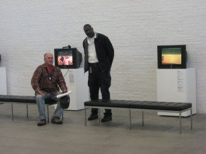 Ron Hicks and Richard Slayter