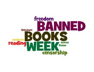 Banned Books Week Wordle