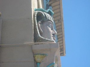 Egyptian Revival Head Closeup Aug_2013