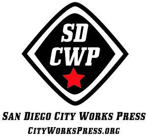 SDCWP Diamond Logo and Text