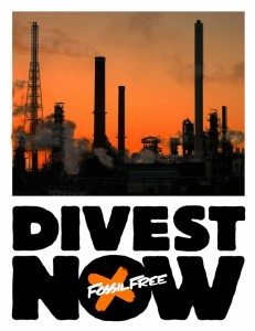 Divestment from Fossi Fuels