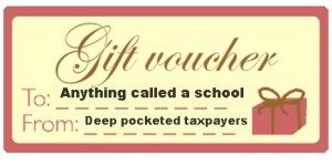 Education Voucher