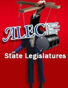 """California Should Be a """"No ALEC Zone"""""""