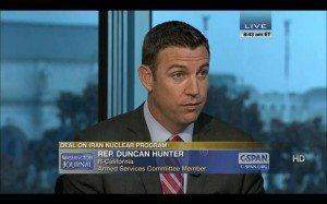 Duncan Hunter Nuke Iran