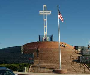 Mt Soledad Cross