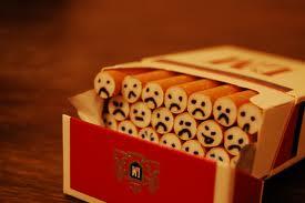 smoking bad