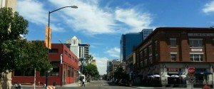 J-Street-looking-East-in-Downtown-San-Diego via UrbDeZine