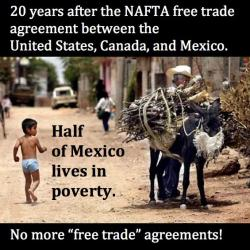 nafta in mexico