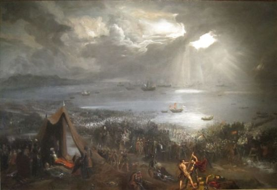 Battle of Clontarf Hugh Frazer