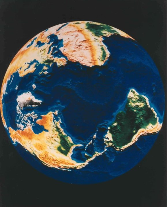 nasa earth