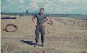 Bob Brewer military