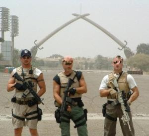 blackwater mercenaries