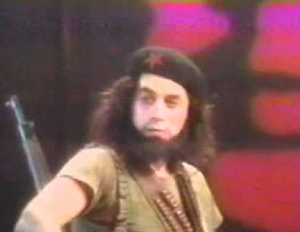 "Herbert Siguenza as Ernesto ""Ché"" Guevara in A Bowl of Beings."