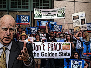 jerrybrownfracking