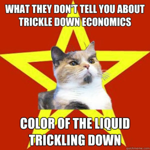 more cat trickle down