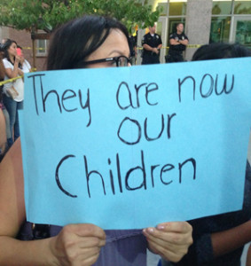 They are now our children. Photo by Rick Najera.