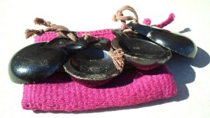 Castanets and Bag