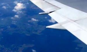Geo-Poetic Spaces:  Flying Home
