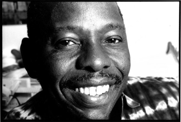 Acclaimed poet Ken Saro-Wiwa