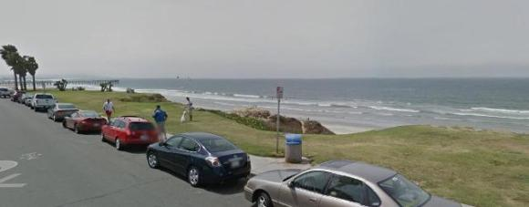 Pacific Beach Palisades Park
