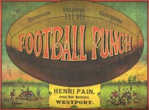 football punch
