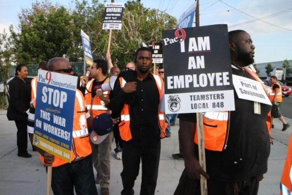 la port strike cr labor notes