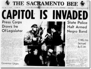 The Sacramento Bee and guns