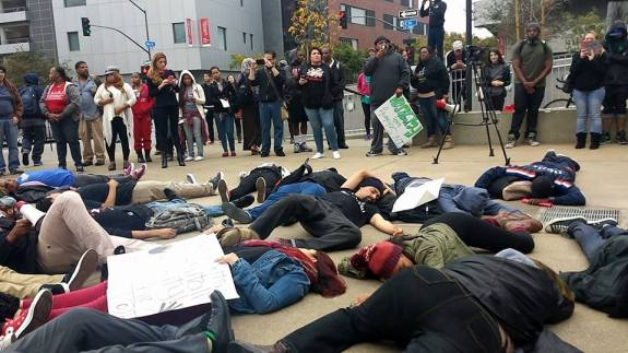 city college walk out ferguson
